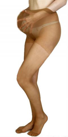 Dámské mateřské punčochové kalhoty Evona MAMINA