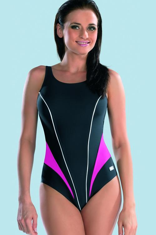 Dámské plavky WINNER Laila IV - Winner (Jednodílné plavky - Dámské ... 37c519926c