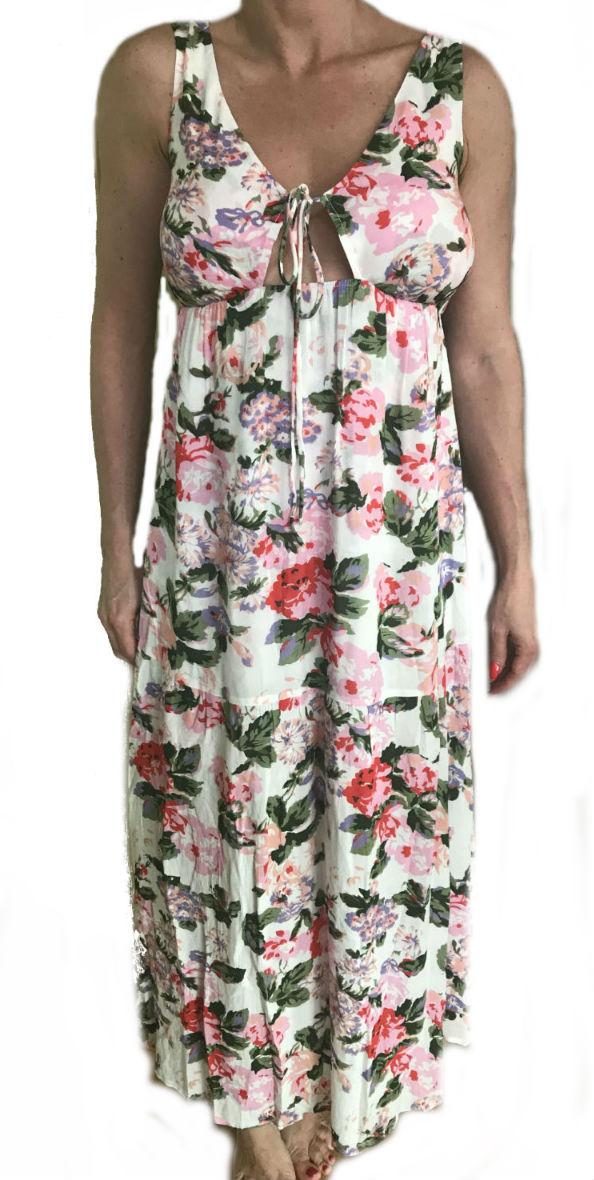 0795ef3d006 Dámské plážové šaty Guess O82H03 - GUESS (Akce a slevy)