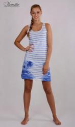Dámské plážové šaty Vienetta Secret Ostrov