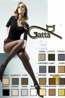 Dámské punčocháče Gatta Laura 40 black