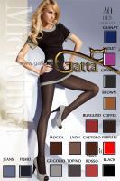 Dámské punčocháče Gatta Rosalia 40 mocca