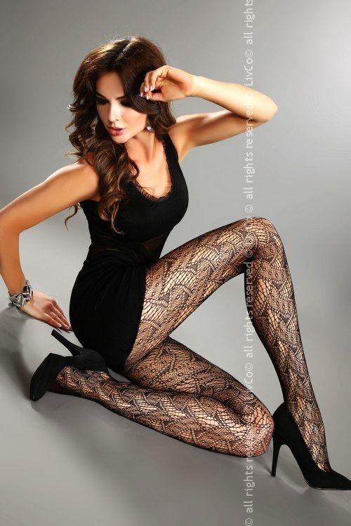 Punčochové kalhoty a ponožky LivCo Corsetti Fashion. kód produktu   MPLT15187. zvětšit obrázek · Dámské punčocháče Livia Corsetti Giulia fba00a7bd4