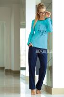 Dámské pyžamo Babella 3028