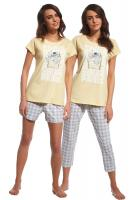 Dámské pyžamo Cornette 665/99 Parfum