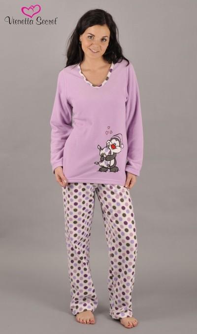 b4e1ae6a5e6 Dámské pyžamo dekové Vienetta Secret Polštářek - Vienetta Secret ...