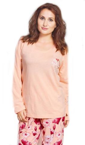 Dámské pyžamo dlouhé Vienetta Secret Sofie
