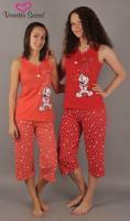 Dámské pyžamo Kezokino (kapri) Pes hvězdář