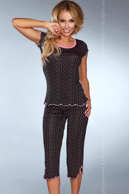 da2c6541cc0 Dámské pyžamo Livco Corsetti Model 105 - LivCo Corsetti Fashion ...