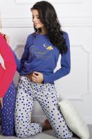 Dámské pyžamo TARO 965 Daga blue