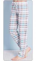 Dámské samostatné pyžamové kalhoty Vienetta Secret Alena