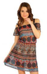 cb35ddc6d45 Dámské šaty Litex 50393 tisk - Litex (Akce a slevy)