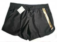 Dámské šortky Calvin Klein KW0KW00415 černé