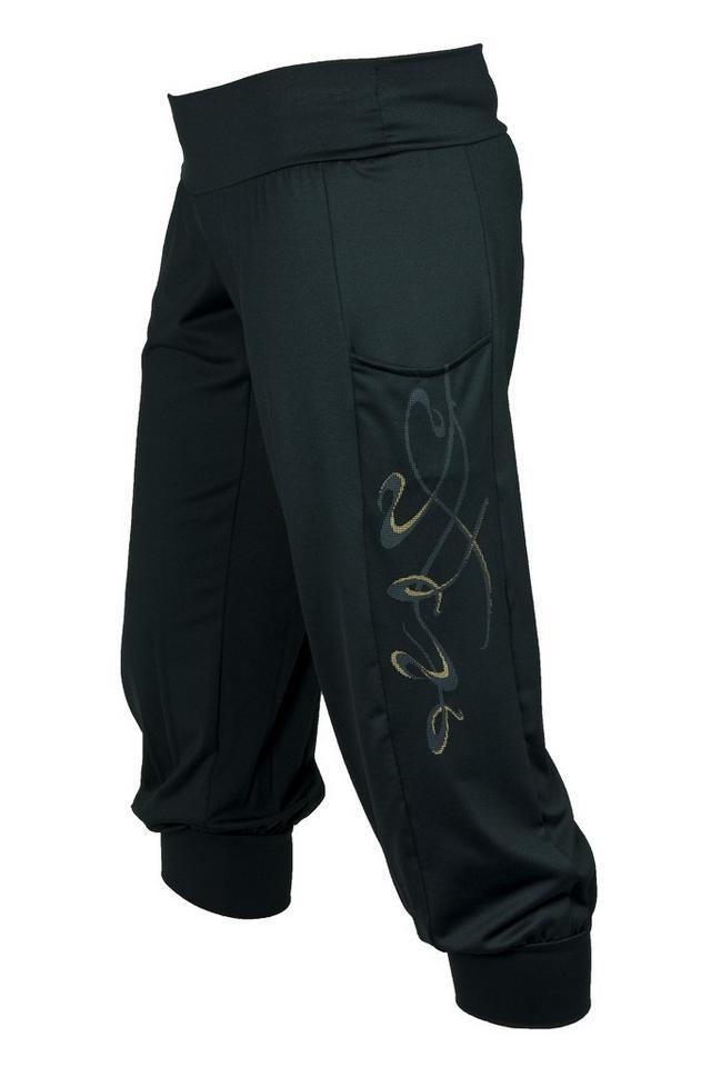 d3404dfe0a0 Dámské sportovní 3 4 kalhoty O STYLE tmavě šedá - O STYLE (dámské ...