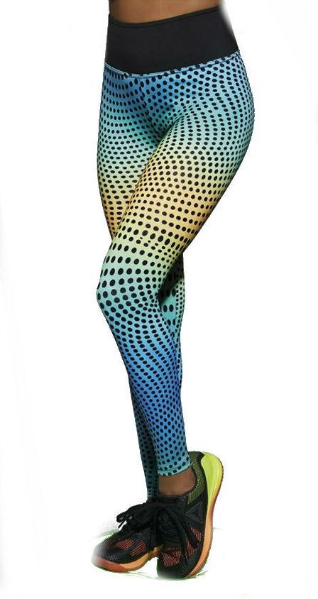 Dámské sportovní legíny BasBleu Wave 90 - Bas Bleu (dámské kalhoty ... acbb4d3ae4