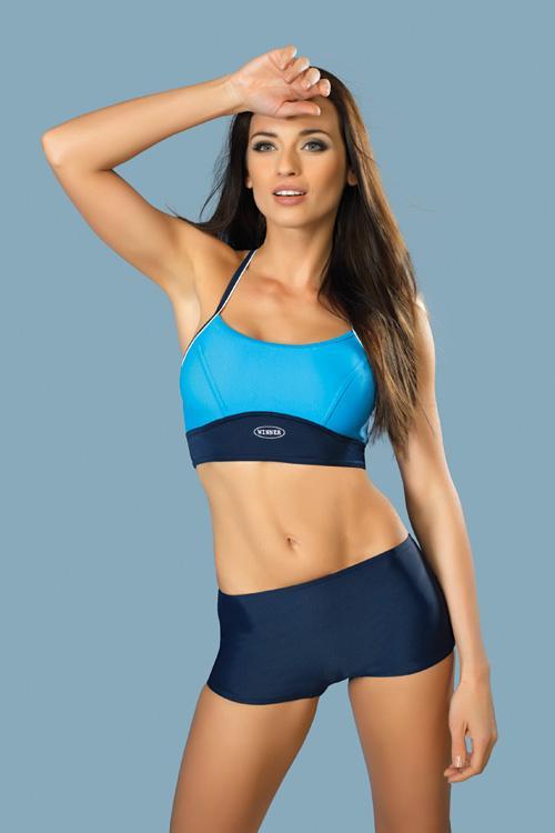 Dámské sportovní plavky Winner Rosa I - Winner (Dvoudílné plavky ... 3658fc3c85