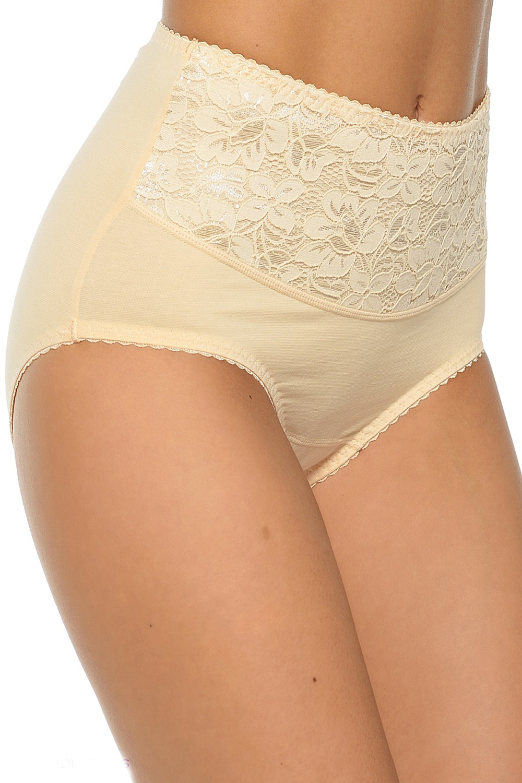 Dámské stahovací kalhotky Mitex Ala plus béžové 3bc21b852b