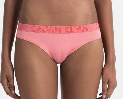 Dámské tanga Calvin Klein QD3636E