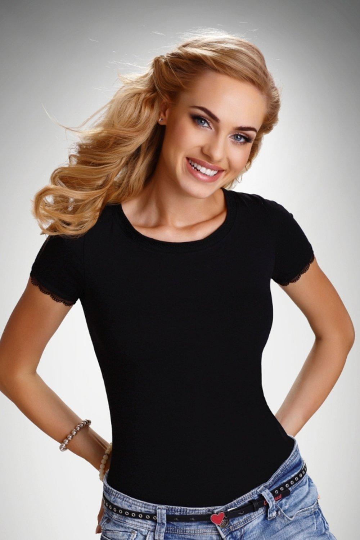 Dámské tričko Eldar Arabella černé - Eldar (Trika 06d9b8a2c6