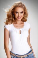 Dámské tričko Eldar Regina bílé