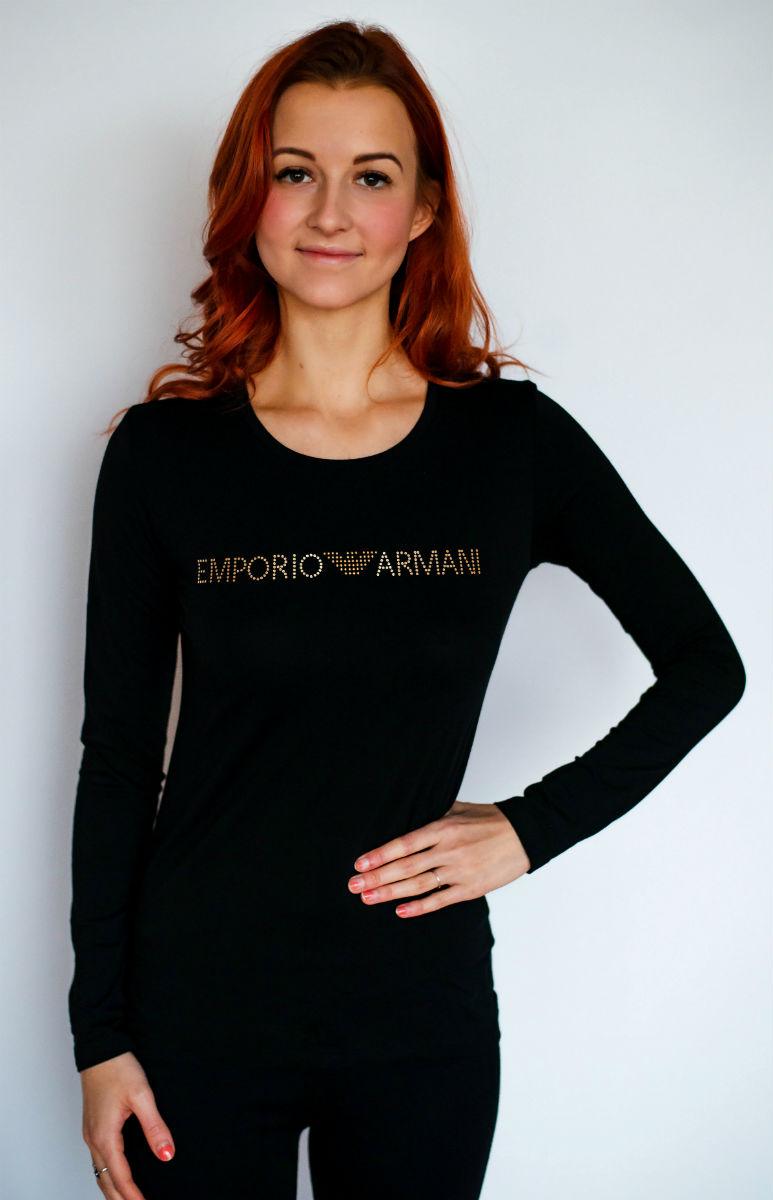 b187a66833 Dámské tričko Emporio Armani 163229 8A263 - Emporio Armani (Akce a ...