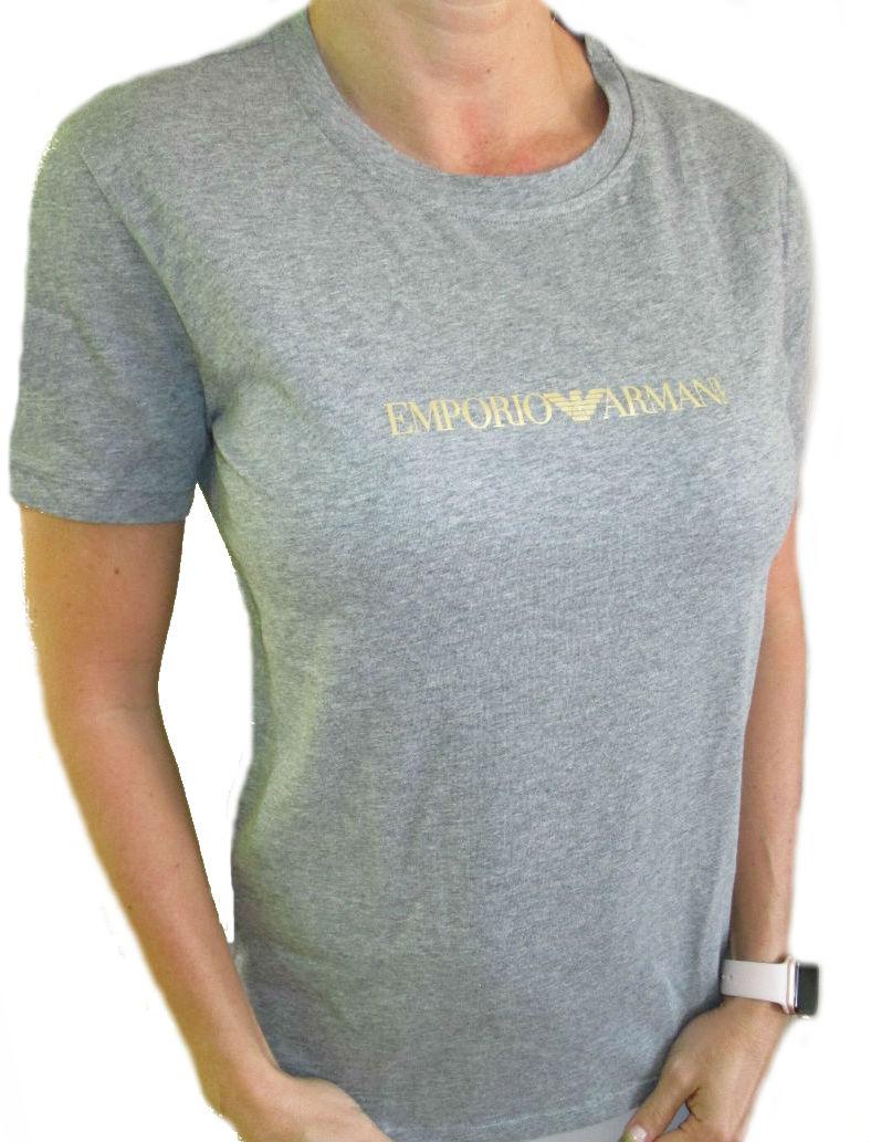 ff1eb52ce941 Dámské tričko Emporio Armani 164141 8A277 - Emporio Armani (Trika ...