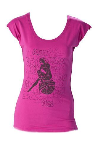 2392b70be30 Dámské tričko O´Style 6239 - O STYLE (Dámské oblečení)