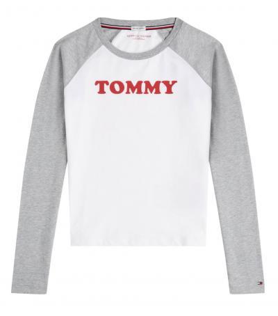 Dámské tričko Tommy Hilfiger UW0UW01906