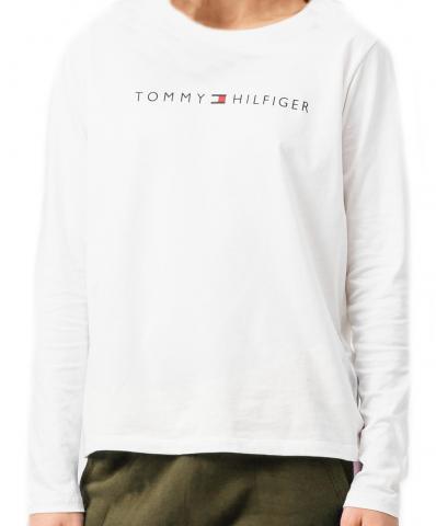 Dámské tričko Tommy Hilfiger UW0UW01910