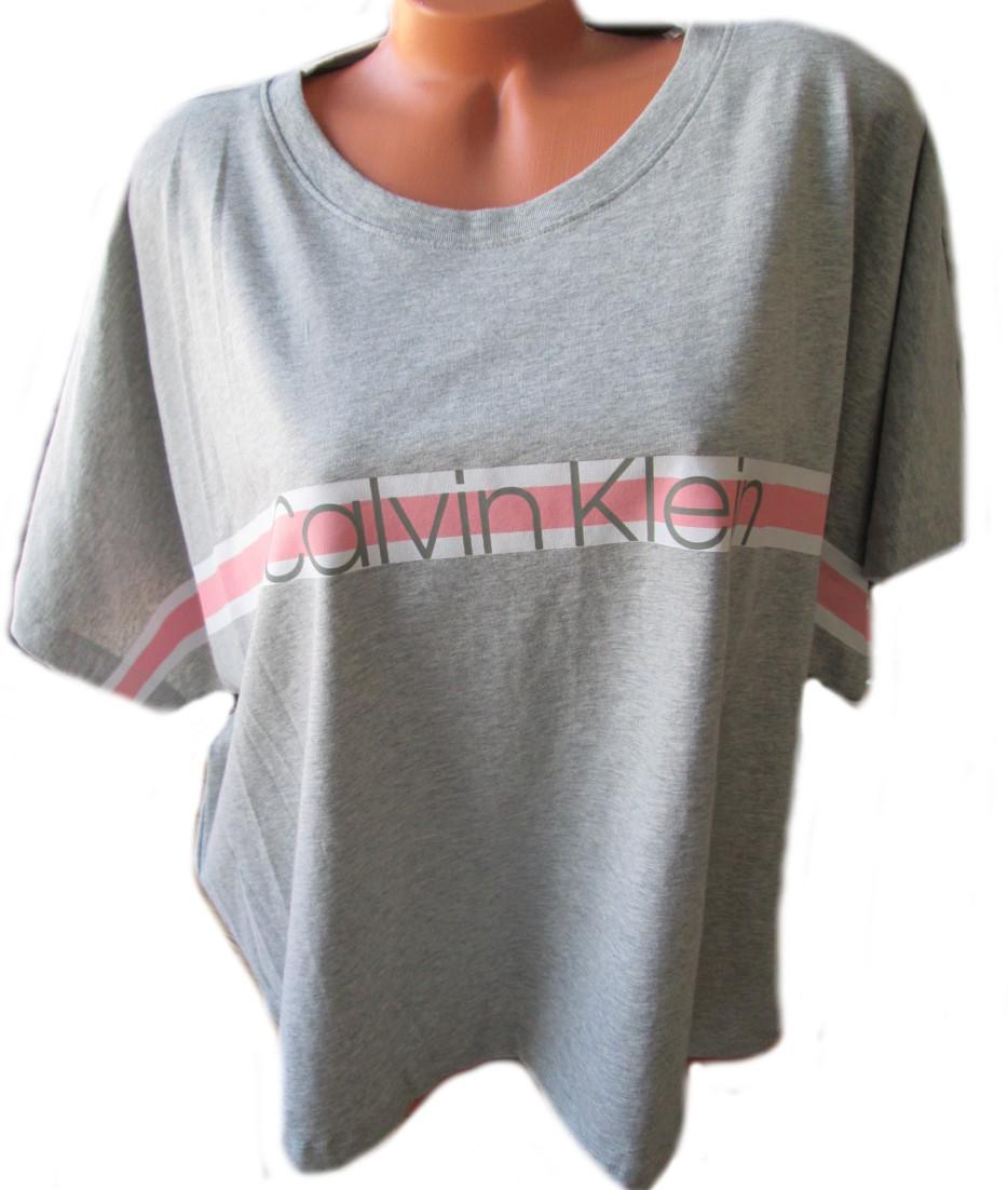 1292ef429 Dámské triko Calvin Klein QS6237E - Calvin Klein (Trika, topy ...