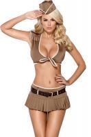 Dámský erotický kostým Obsessive 814-CST