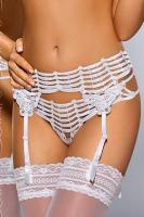 Dámský erotický podvazkový pás Axami V-5282 Charm Me