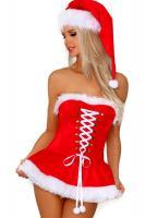 Dámský vánoční kostým LivCo Riveria