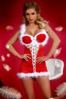 Dámský Vánoční kostým Livia Corsetti Snow Baby