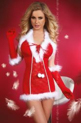 Dámský Vánoční kostým Livia Corsetti Snow Queen