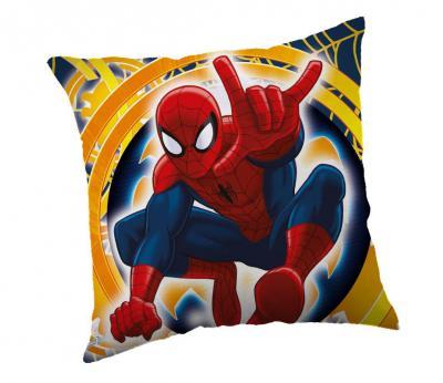 Dekorativní fotopolštářek Jerry Fabrics Spiderman yellow 2016