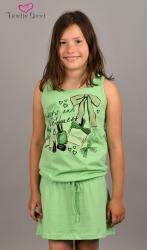 Dětská noční košile na ramínka Vienetta Secret Beauty