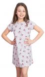 Dětská noční košile s krátkým rukávem Vienetta Secret Méďové