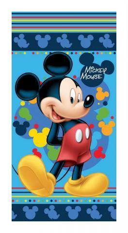 Dětská osuška Jerry Fabrics Mickey blue 2