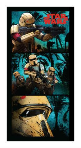Dětská osuška Jerry Fabrics Star wars Stormtroopers