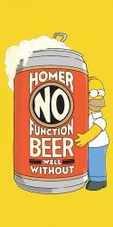 Dětská osuška Simpsons Homer