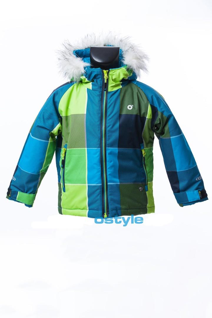 6c747a8a665 Dětská zimní bunda O´Style 8146 check - O STYLE (dětské - Sportovní ...