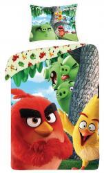 Dětské bavlněné povlečení Angry birds 1166