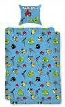 Dětské bavlněné povlečení - Angry birds Slingshot BL