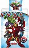 Dětské bavlněné povlečení Disney Avengers