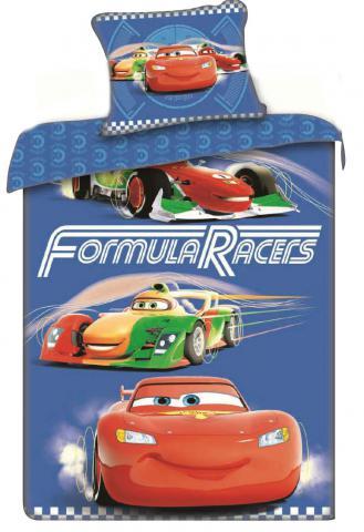Dětské bavlněné povlečení Disney Cars racers