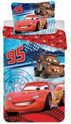 Dětské bavlněné povlečení Disney Cars speed