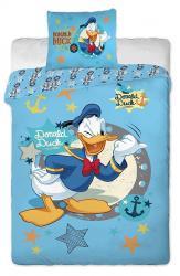 Dětské bavlněné povlečení Disney - Donald Duck