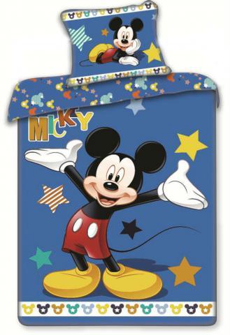 Dětské bavlněné povlečení Disney Mickey star