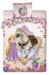 Dětské bavlněné povlečení Disney - Princess 2013 yellow